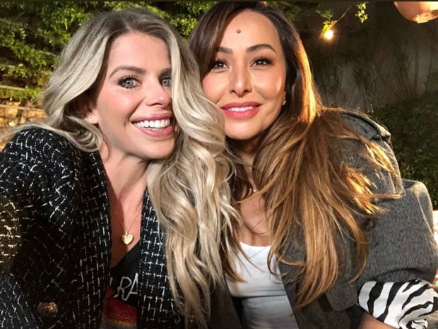 Karina Bacchi e Sabrina Sato (Foto: Reprodução/Instagram)
