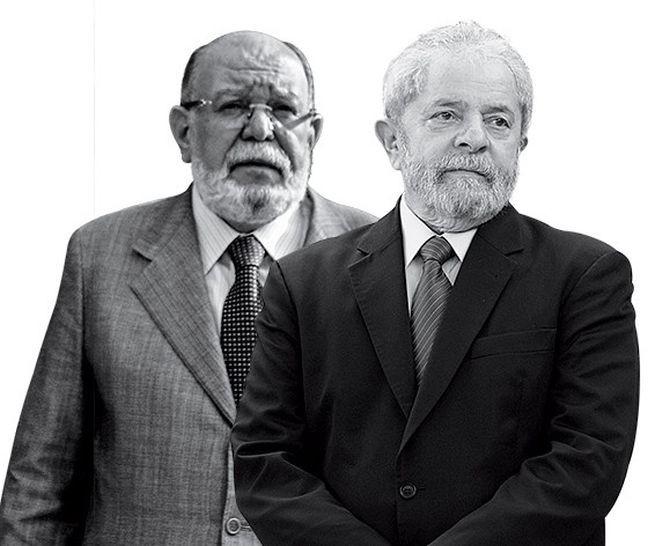 Léo Pinheiro e Lula (Foto: ÉPOCA)
