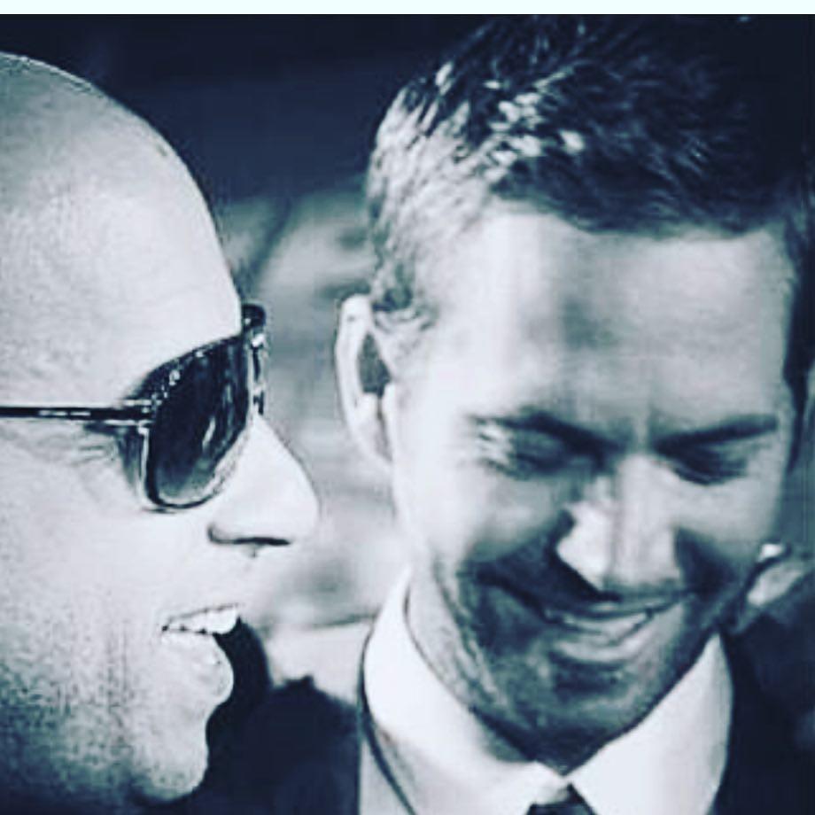 Homenagem de Vin Diesel a Paul Walker no dia em que o amigo completaria 45 anos (Foto: Reprodução/Instagram)