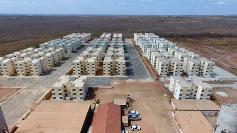 Sorteados para Condomínio Residencial Mossoró I devem apresentar documentação — Foto: Prefeitura de Mossoró