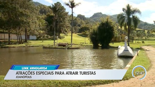 Hotéis têm atrações para o feriado de Corpus Christi em Joanópolis
