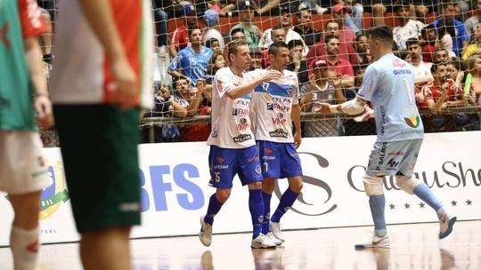 Foto: (Maurício Moreira/GloboEsporte.com)