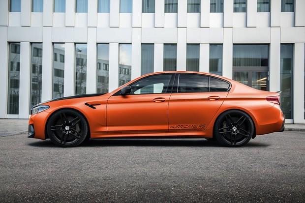 BMW M5 Competition G-Power (Foto:  Divulgação)