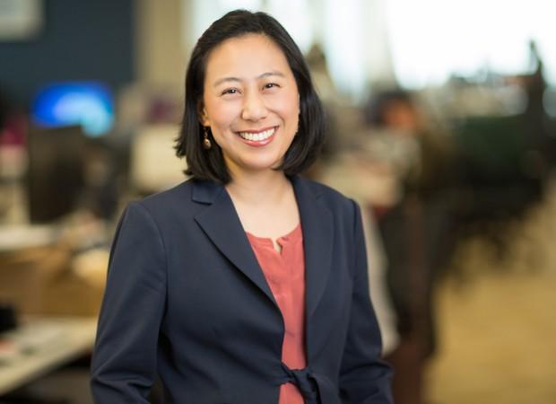 Clarissa Shen, COO da Udacity: Brasil é mercado prioritário para a empresa (Foto: Divulgação)