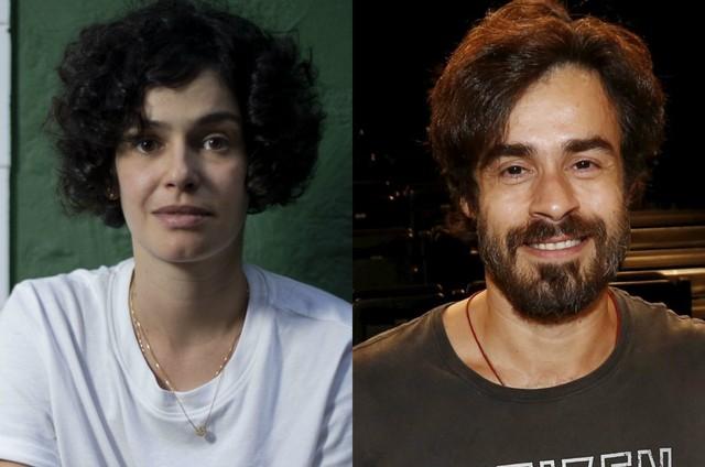 Maria Flor e Erom Cordeiro (Foto: Gabriel Monteiro e Marcos Ramos)