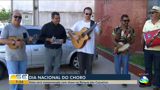 Projeto comemora Dia Nacional do Choro em Aracaju
