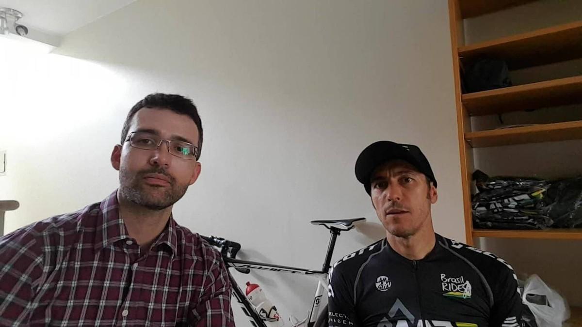 Ciclista de Brasília vencedor de maior competição de 'MTB' do país, fala da rotina de treinos