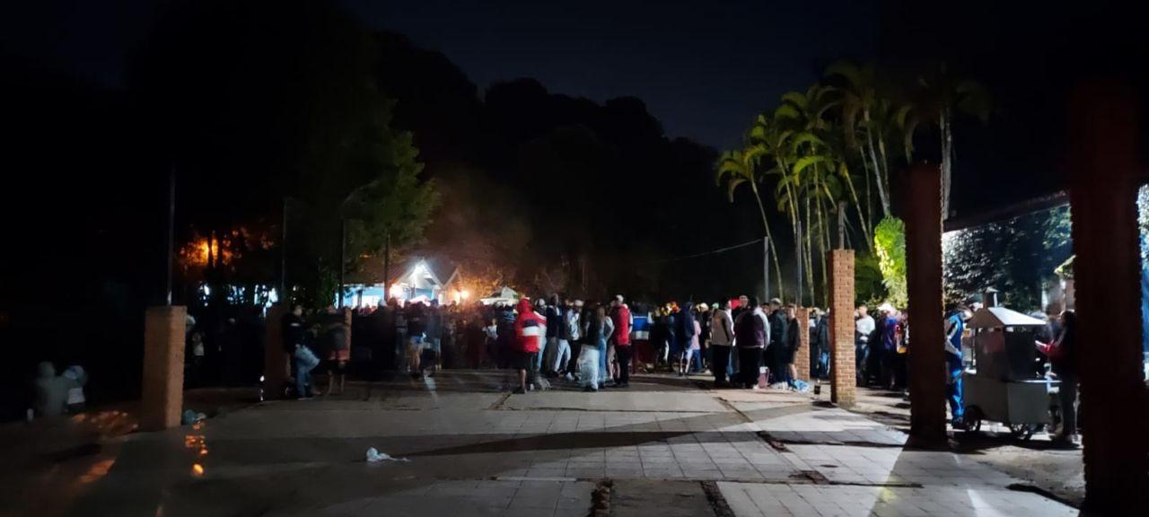 Fiscalização interrompe festa clandestina com mais de 4 mil pessoas em Jundiaí