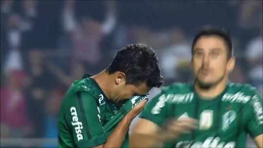 Palmeiras sofre com pênaltis, mas cinco jogadores estão com 100% nas cobranças