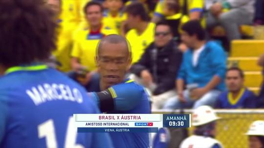 Casagrande fala sobre revezamento de capitães na Seleção
