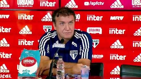 Cuca indica que Hernanes não vai atuar os 90 minutos pelo São Paulo na final do Paulistão