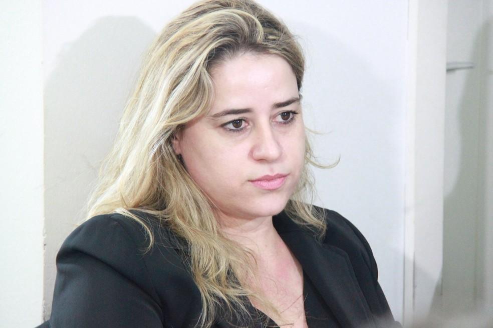 Delegada titular da DGH em exercício, Mirian Di Manso disse que odem de execução partiu de dentro do presídio (Foto: Divilgação/Polícia Civil)