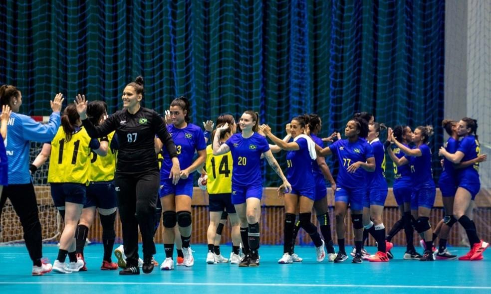 Brasil e Japão duelaram neste sábado, com vitória brasileira por 23 a 21