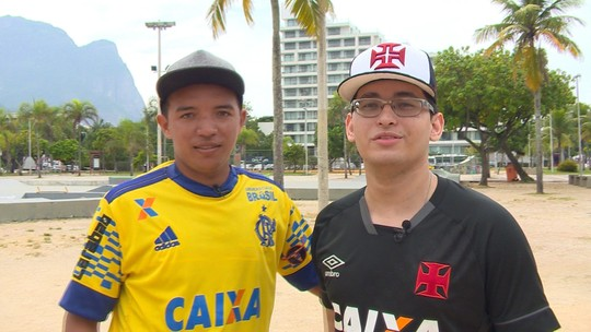 #BatalhaDeTorcedores: Flamengo e Vasco em um duelo de zoações