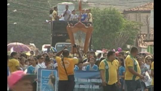 Círio das Crianças é realizado pela primeira vez em Paragominas