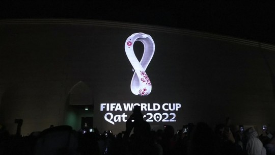 Fifa lança logo da Copa do Mundo de 2022, no Catar