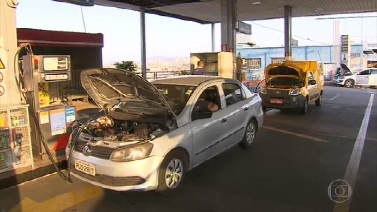 Escalada dos combustíveis faz disparar procura pelo gás natural