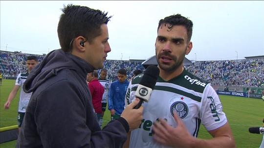 """Bruno Henrique: """"Tem que focar na reta final para não cometer os erros que cometeu hoje"""""""