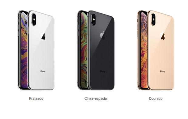 Pré-venda do Iphone Xs e Xs Max começa hoje (Foto: Divulgação)