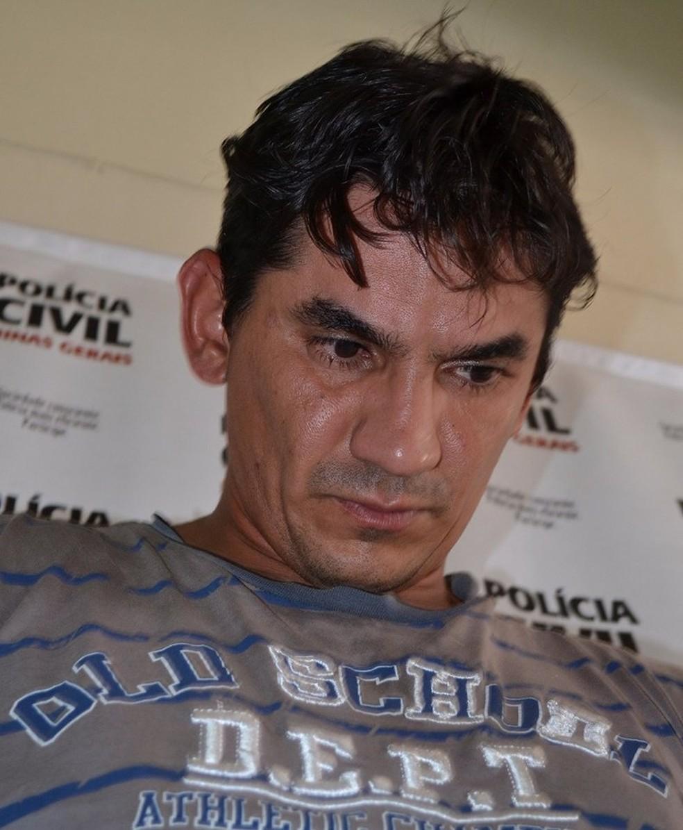 Jonathan Pereira Prado confessou crime  (Foto: Foto: Samir Alouan/Rádio 97 FM/Pontal Online)