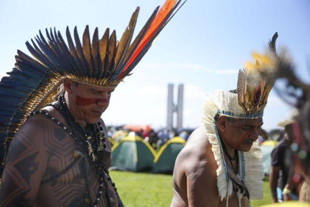 indígenas, índios (Foto: agência brasil)