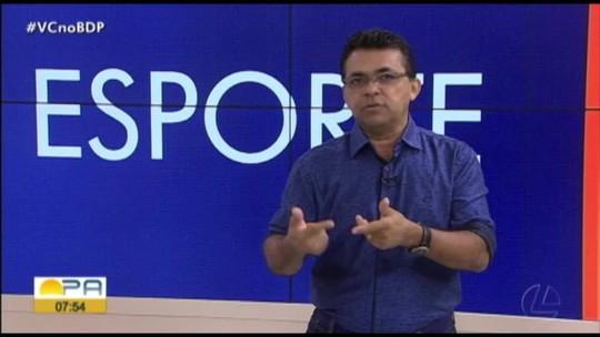 """Após """"linha cruzada"""", Eduardo Ramos pode acertar volta ao Remo ainda nesta quarta-feira"""