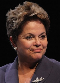 Dilma Rousseff CeBIT 2012 (Foto: Getty Images)