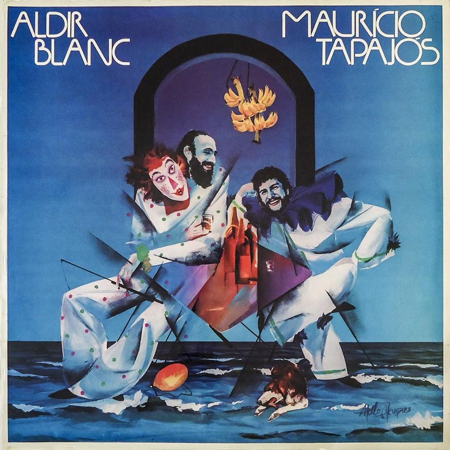 Álbum com músicas de Aldir Blanc e Maurício Tapajós inspira série de TV 'Imagem vinil'