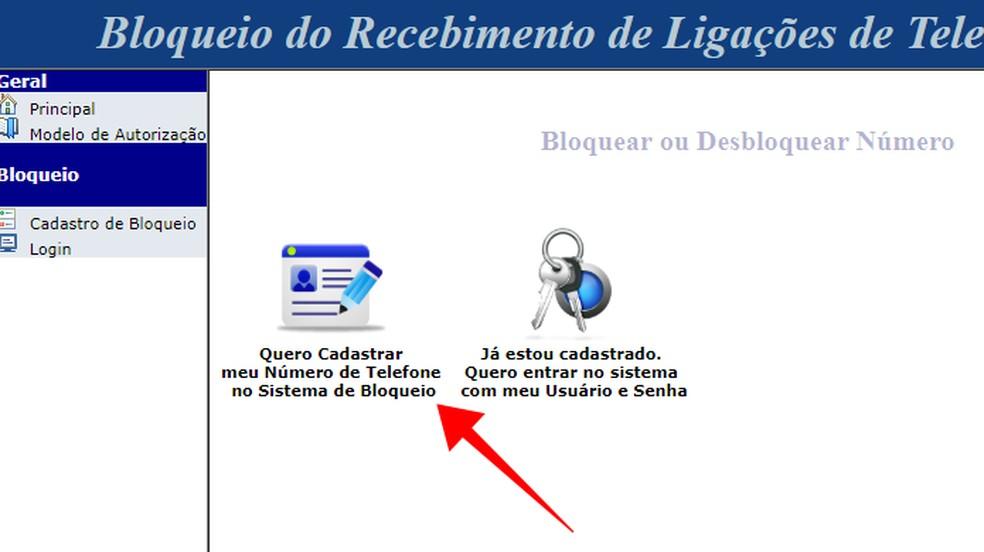 Cadastre-se no sistema de bloqueio de telemarketing do Procon-SP — Foto: Reprodução/Paulo Alves