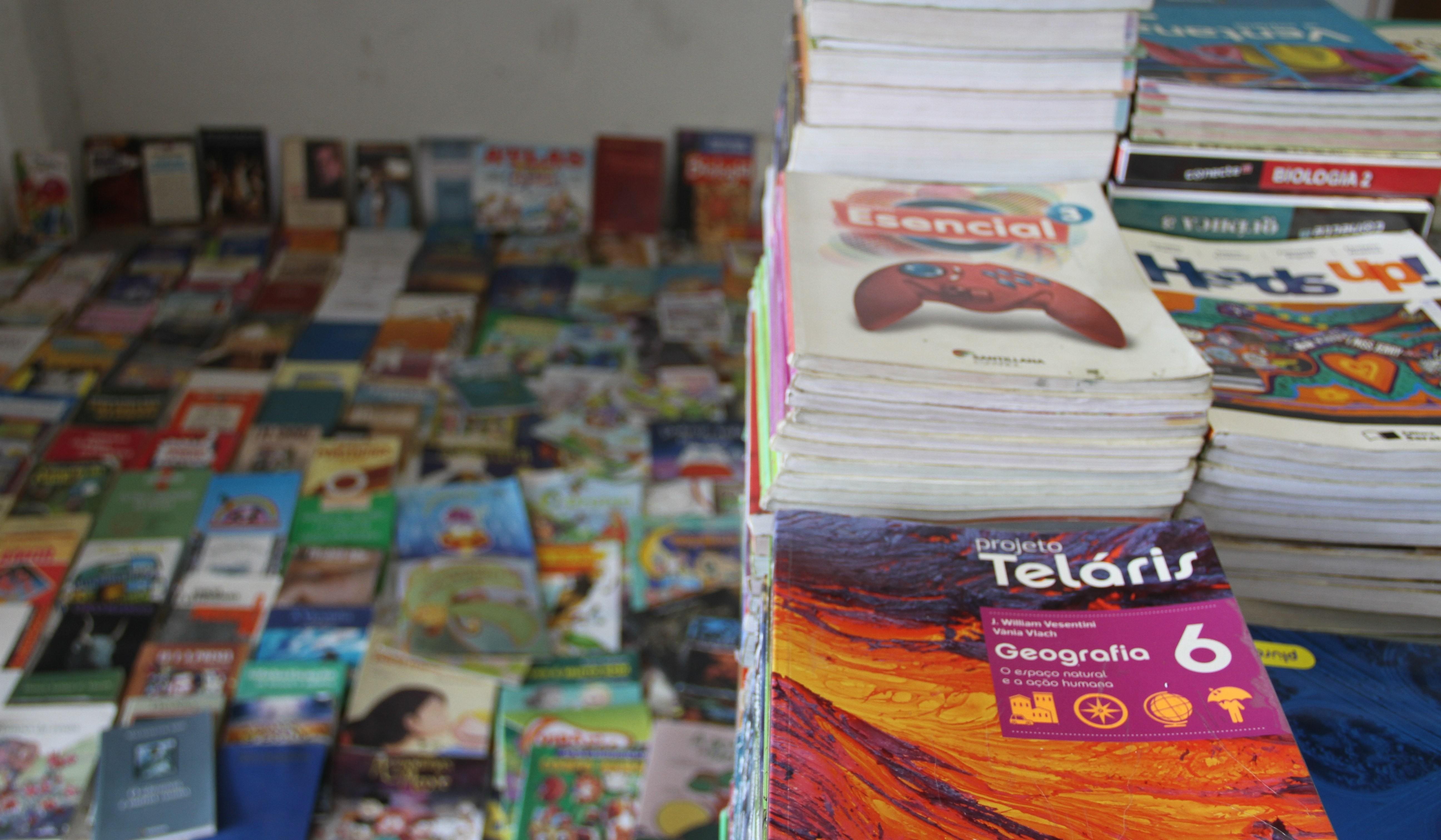 Feira de livros promove consumo consciente há vinte anos, em João Pessoa - Noticias