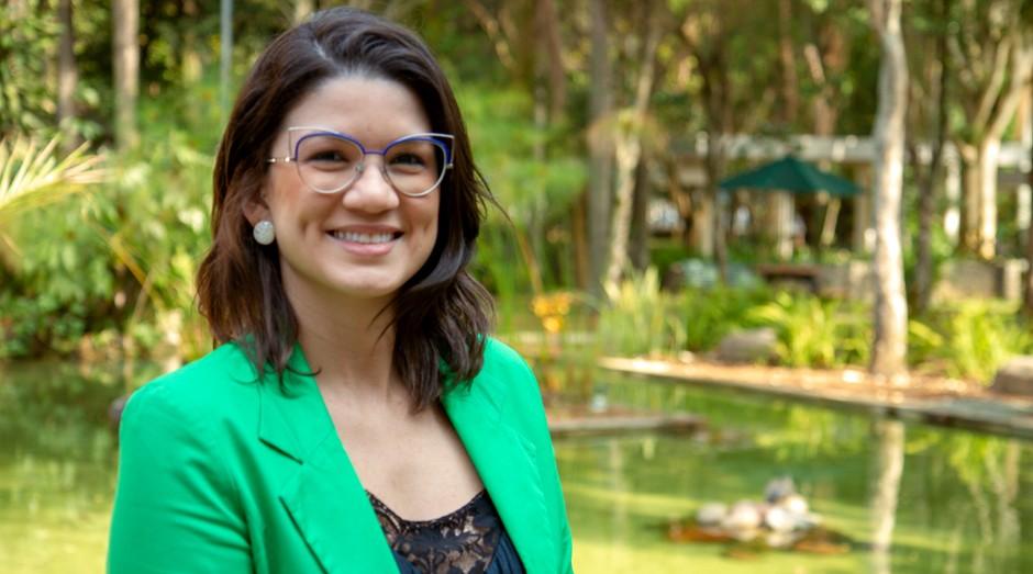 Renata Albertim, CEO e cofundadora do Mete a Colher (Foto: Antonio Serralvo/Missão Diplomática dos EUA no Brasil)