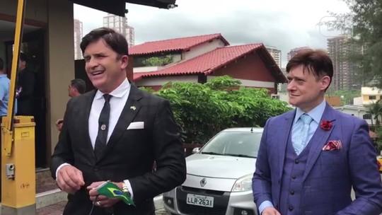 Dr. Rey procura Bolsonaro para tentar  Ministério da Saúde, mas não é recebido