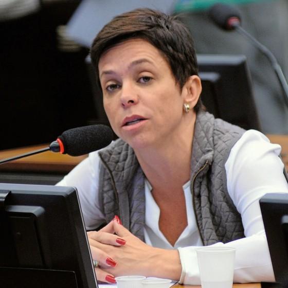 Cristiane Brasil mnistra do trabalho (Foto:  LUCIO BERNARDO JR/Agência Câmara)