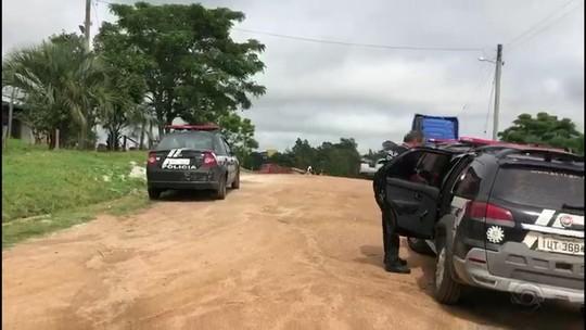 Polícia prende membros de quadrilha de receptação e desmanche de carros na Fronteira