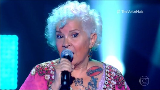 Áurea Catharina fugiu de casa para cantar e teve seu talento descoberto por Vinicius de Moraes