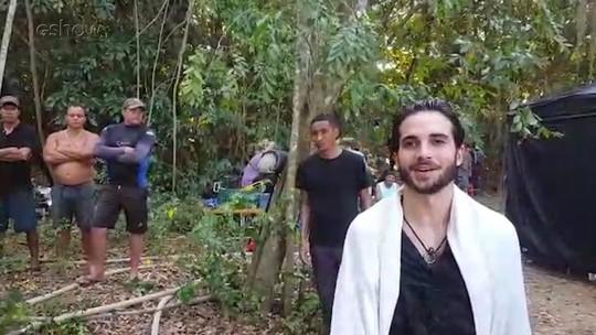 'A Força do Querer': Veja os bastidores do acidente de Zeca e Ruy