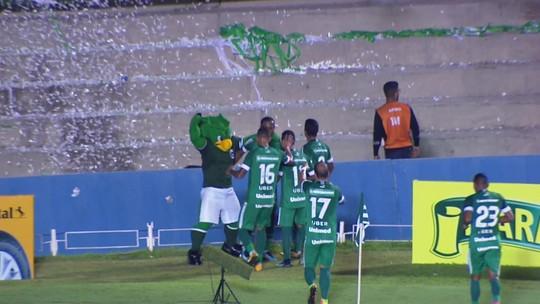 Os gols de Goiás 2 x 0 Avaí pela quarta fase da Copa do Brasil
