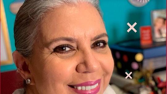 Famosas assumem cabelos brancos e especialistas dão dicas de beleza