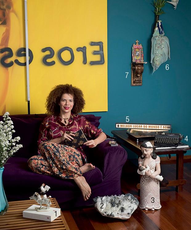 Vanessa da Mata (Foto: Camilla Maia)