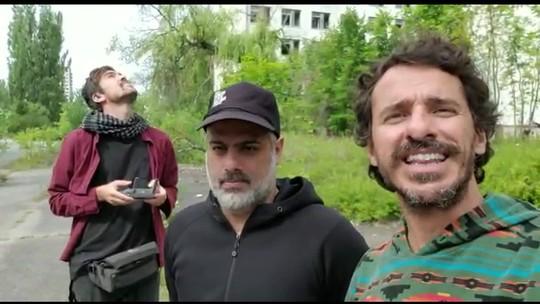 """9ª temporada do """"Que Mundo é Esse?"""" conta histórias de Chernobyl"""