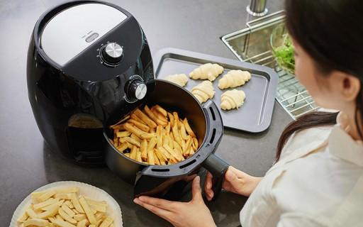 Amazon Prime Day: Air Fryer, Aspirador de pó robô e outros 3 eletrodomésticos em promoção