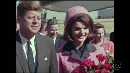 Governo dos EUA libera 2,9 mil documentos secretos sobre a morte de Kennedy