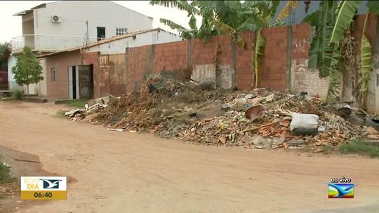 Resíduos sólidos são despejados de forma irregular no Maranhão