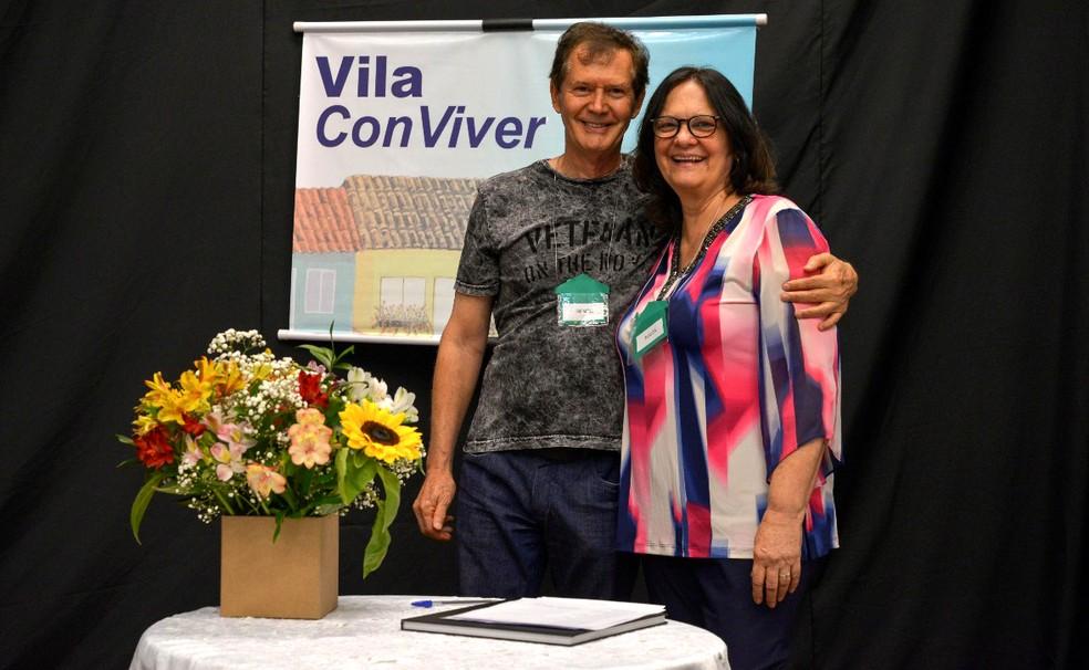 Ex-professor da Unicamp em Campinas, Bento da Costa Carvalho e a esposa vão morar junto com outros docentes em uma 'cohouse' (Foto: Bento da Costa Carvalho/Arquivo pessoal)