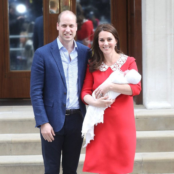 Kate Middleton e Príncipe Harry  (Foto: Getty Images )