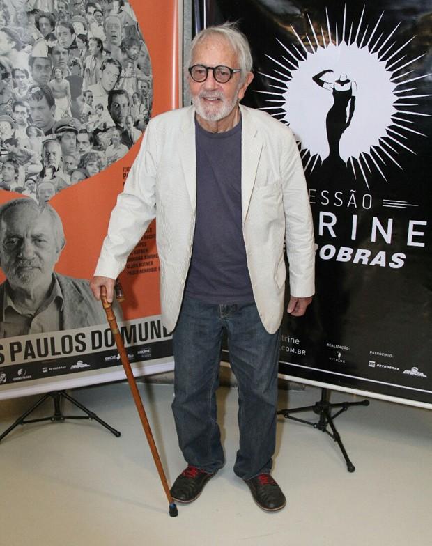 Paulo José (Foto: Wallace Barbosa/AgNews)