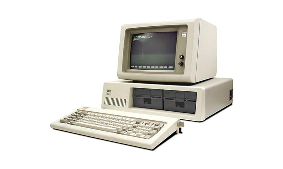 IBM 5150 revolucionou o mercado em 1981 (Foto: Divulgação/IBM)