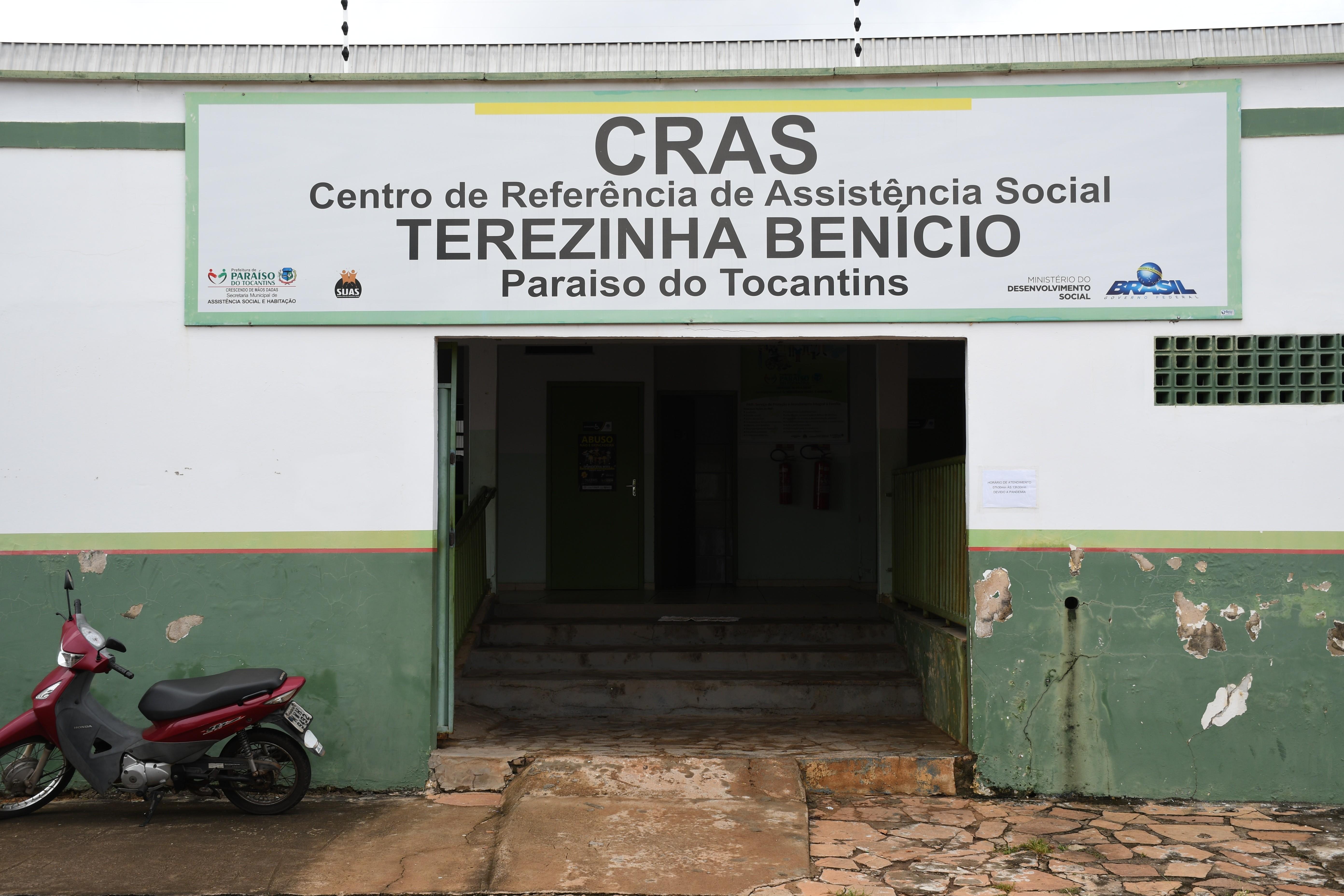 Pacientes passam a ser atendidos em Cras de Paraíso após UBS se tornar exclusiva para casos de coronavírus