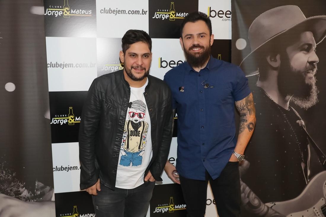 Jorge e Matheus (Foto: Ali Karakas/Divulgação)