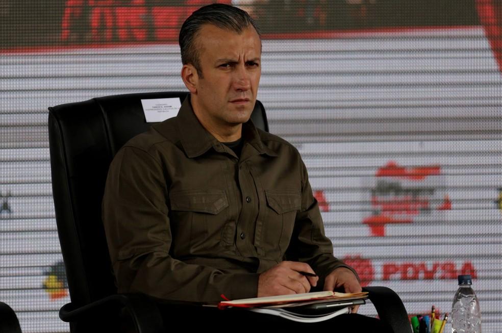 Indicado ao cargo há um mês, ex-ministro da Justiça Tareck El Aissami teria desempenhado papel importante no tráfico de drogas da Venezuela para outros países (Foto: Marco Bello/Reuters)